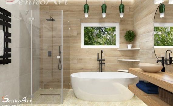 Projekt łazienki online